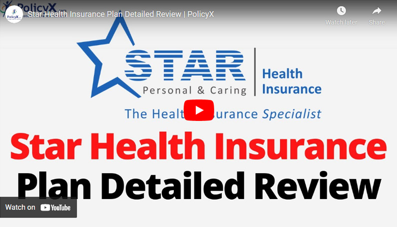 Star Health Insurance Plan Detailed Review