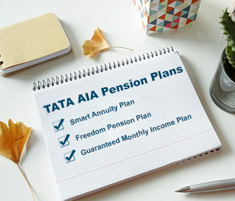 Tata AIA Pension Plans