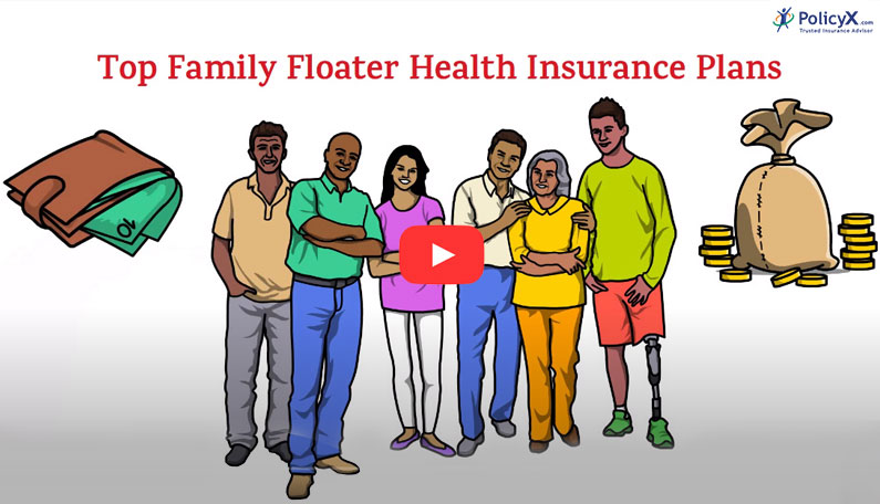 Top 10 Family Floater Health Insurance Plans